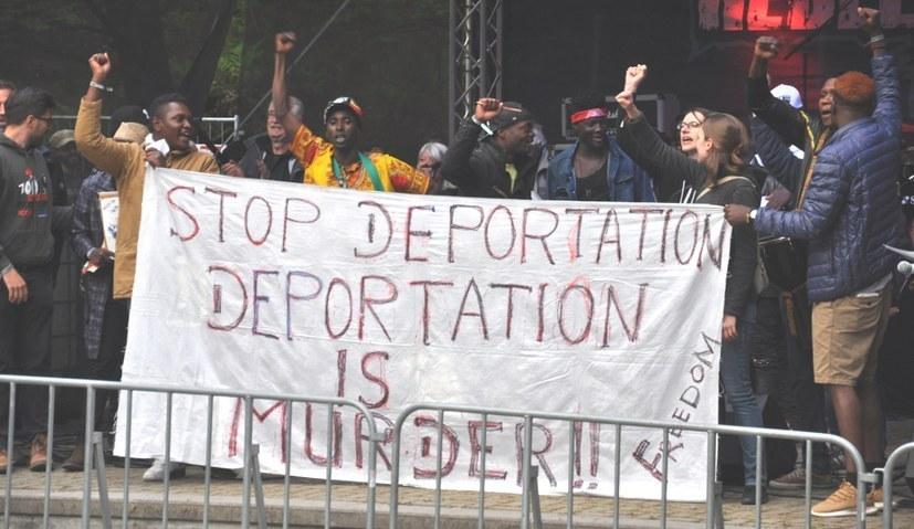 Aktivist der organisierten Flüchtlingssolidarität verschleppt - Wir wollen ihn zurück!