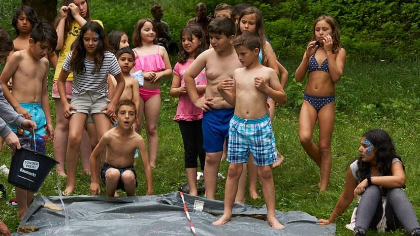 Rebellischer Urlaub: Sommercamp gestartet