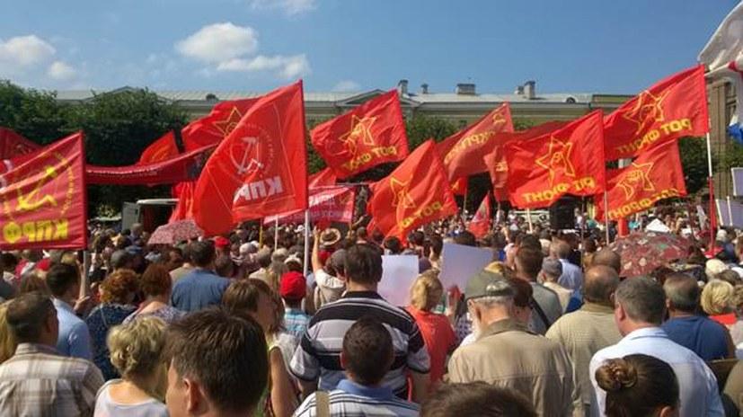 Russland nach dem Sommermärchen – Widerstand gegen Putin wächst