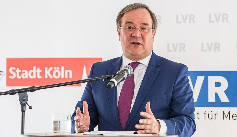 Ministerpräsident Armin Laschet (foto: © Raimond Spekking / CC BY-SA 4.0 (via Wikimedia Commons) (CC BY-SA 4.0))