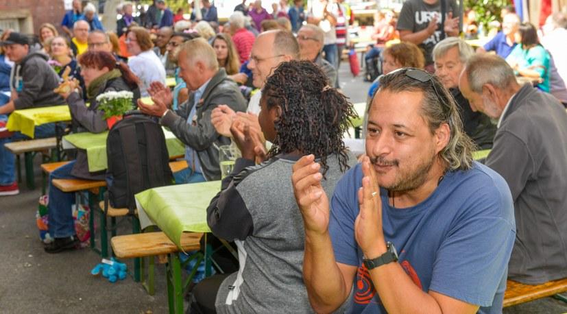 Horster Mitte-Fest: Bürokratenwillkür konnte die Stimmung nicht trüben