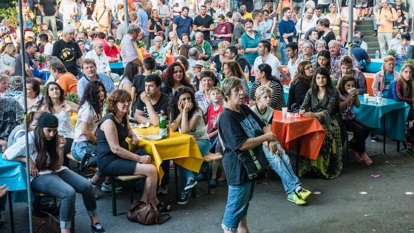 Vielseitiges Programm beim Sommerfest – Stadt verbietet Toilettennutzung