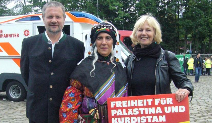 Anfeindungen des deutschen Staates gegen Kurdinnen und Kurden nehmen weiter zu