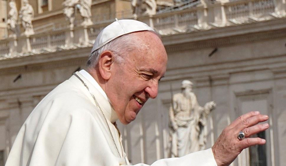 Papst Franziskus (foto: Mariordo (Mario Roberto Durán Ortiz) (CC BY-SA 4.0))