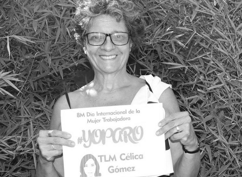 MLPD nimmt Anteil am Tod von Alicia Fernández