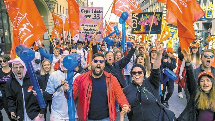 """Informationen zur Demonstration """"#unteilbar"""" am 13. Oktober"""
