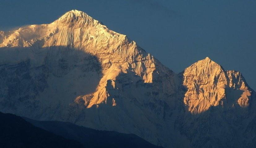 Unterstützung aus dem Land der höchsten Berge