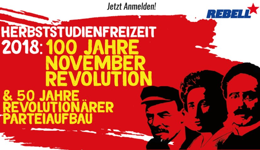 Rebellischer Urlaub und die Novemberrevolution im Lichte der Rechtsentwicklung der Regierung