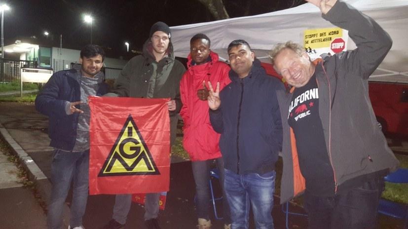 Drohende Abschiebung von Solution aus der LEA Ellwangen: Proteste zeigen Wirkung