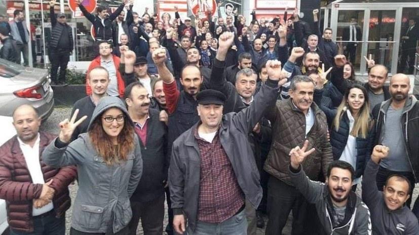 Sieg der Uyum/Makro-Kollegen nach acht Monaten Kampf