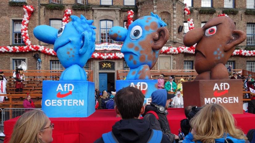 Wie korrupt sind die scheinheiligen Saubermänner und -frauen der AfD?