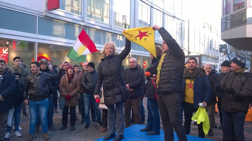 Prozess von Monika Gärtner-Engel am 3. Dezember