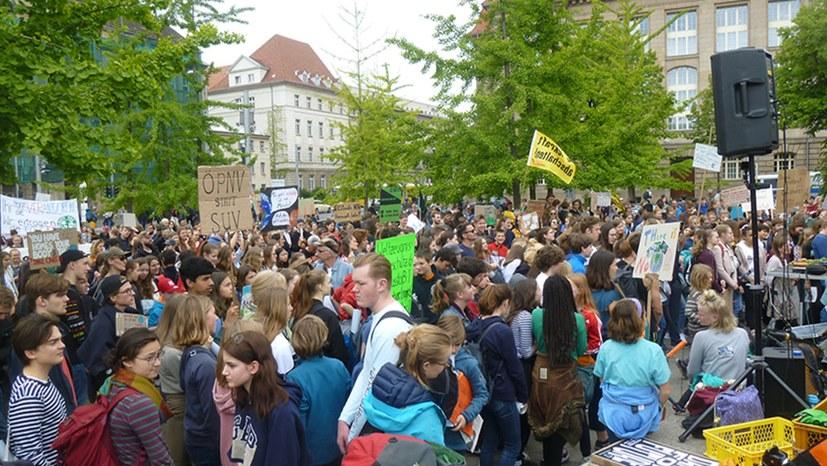 """""""Fridays for Future"""" in Berlin - Wie geht es weiter?"""