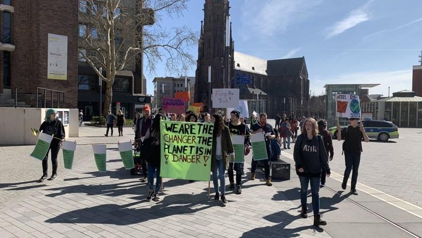 Vielfältige Demonstration am 24. Mai in Gelsenkirchen