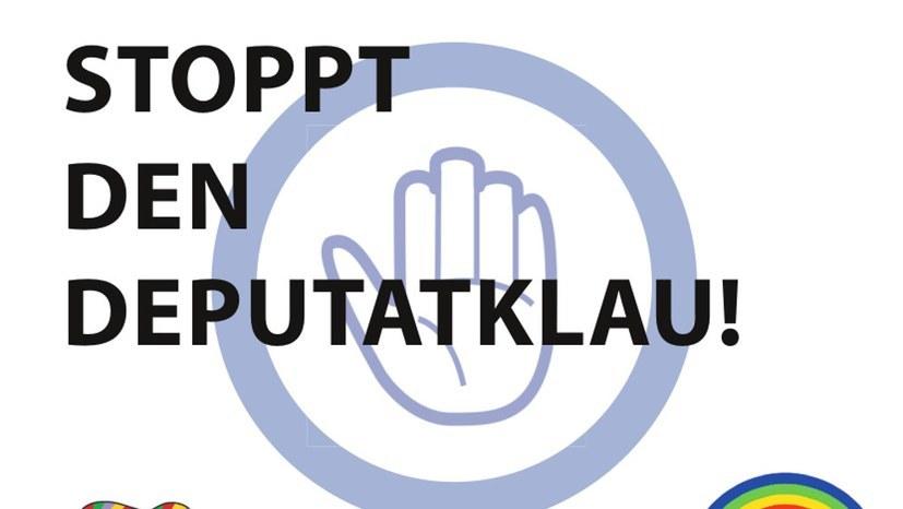 Forderung der Bergarbeiterbewegung Kumpel für AUF (grafik: Kumpel für AUF)