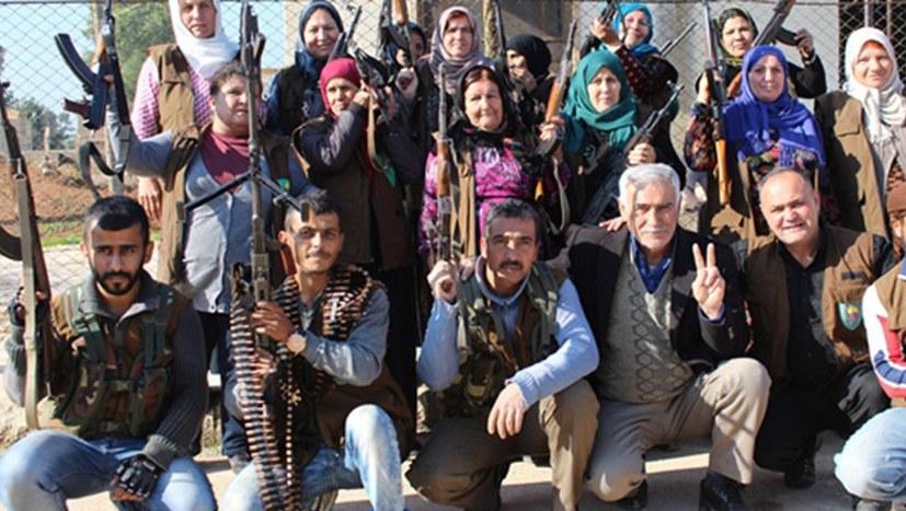 Bevölkerung von Kobanê wappnet sich gegen Angriffe