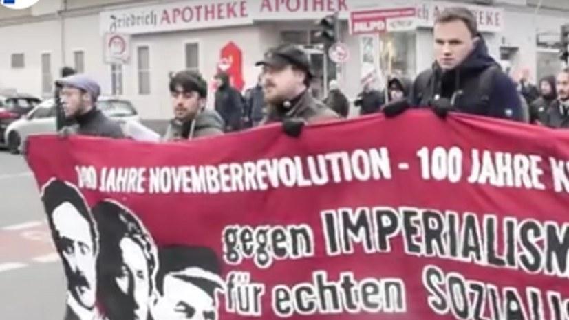 Die MLPD ruft zur Lenin-Liebknecht-Luxemburg Demonstration auf