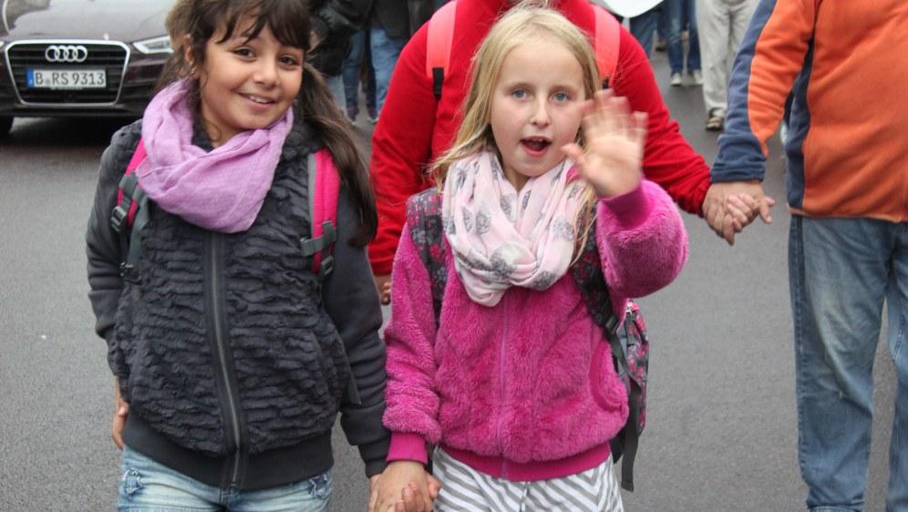 Kinder sind besonders von Hartz IV und seinen Auswirkungen betroffen (rf-foto)