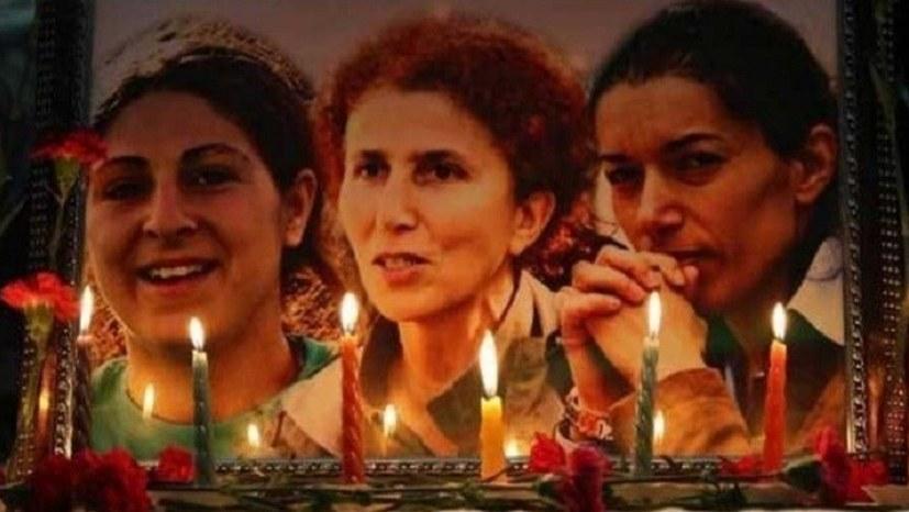 Todestag Sakine Cansız, Fidan Doğan und Leyla Şaylemez