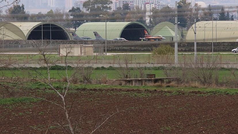 50 Wasserstoffbomben im südtürkischen İncirlik stationiert