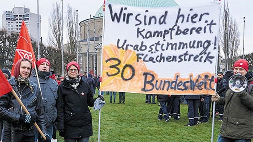 Arbeitszeit im Fokus – Arbeitereinheit gegen Rechtsentwicklung der Regierungen und bürgerlichen Parteien