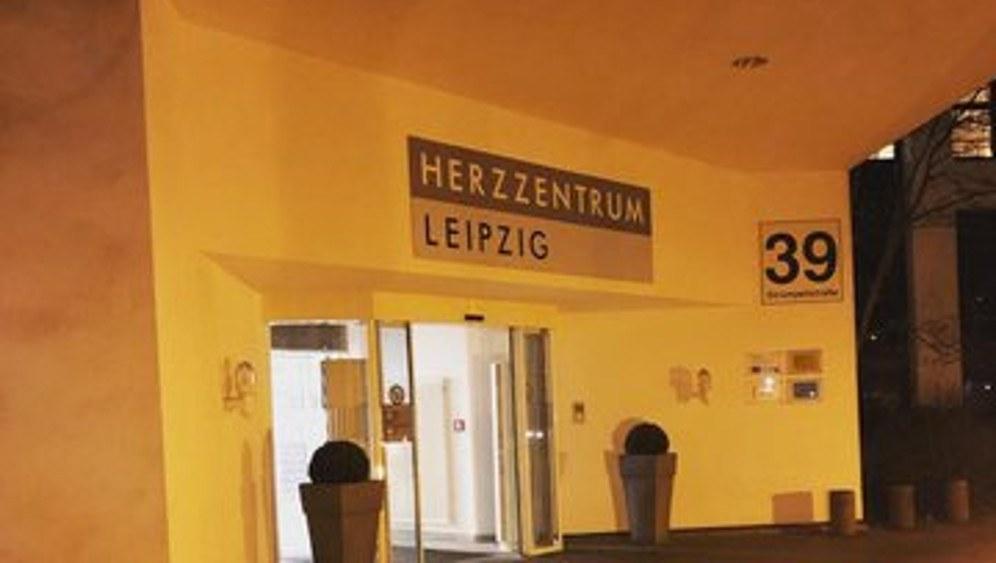 Herzzentrum Leipzig: Stille während des Streiks (foto: ver.di)