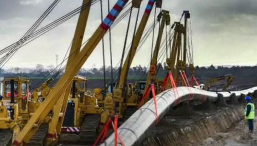 Zwischenimperialistisches Hauen und Stechen um Gas-Pipeline
