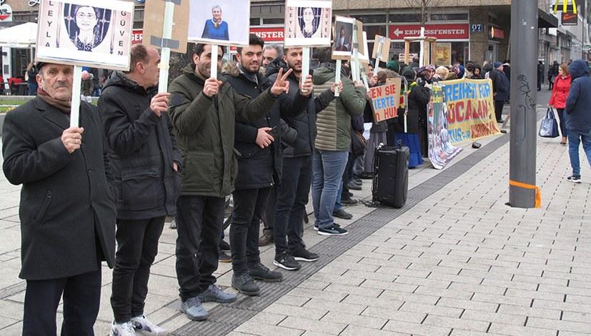 Solidarität mit den Protesten in der Türkei