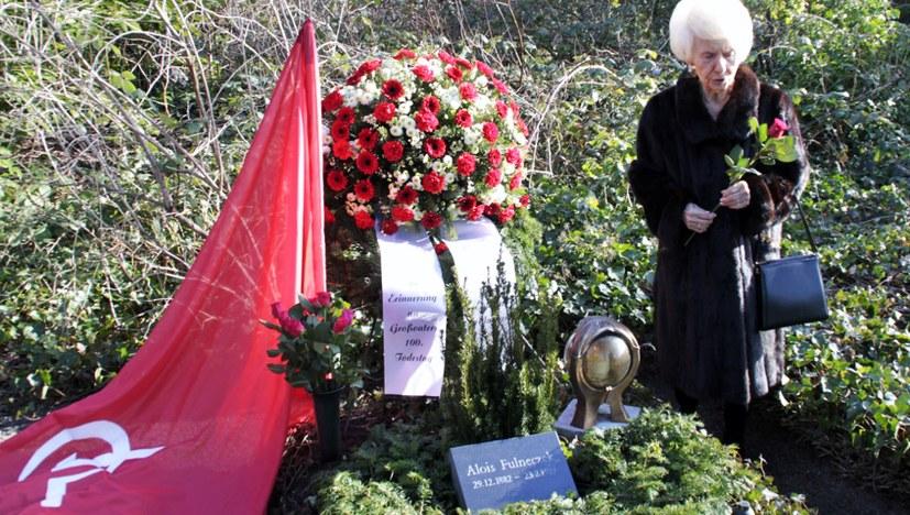 Bottrop: Würdiges Gedenken an Alois Fulneczek