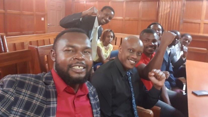 Erfolg der Kommunistischen Partei Kenias gegen Antikommunismus