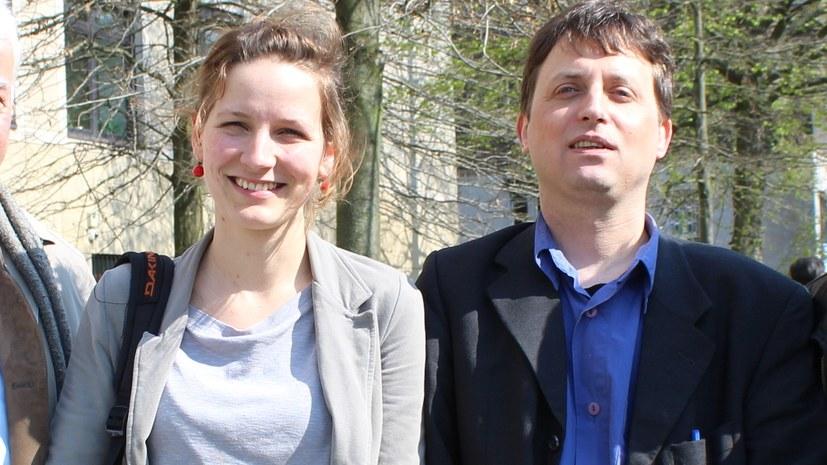 Lisa Gärtner wegen Kritik an Polizeichef Löther verurteilt - Protest gegen Skandalurteil!