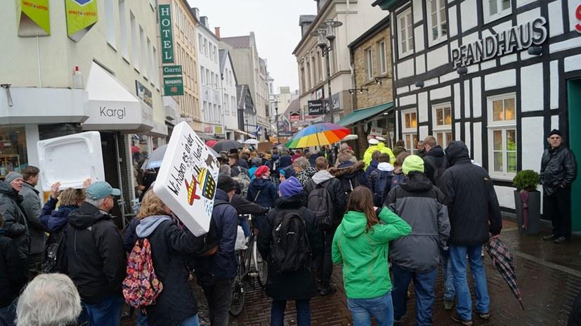 #Fridays for Future: Mehr als eine Million junger Menschen auf der Straße