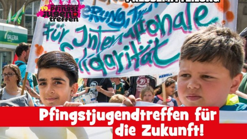 "Pfingstjugendtreffen ist ""for future"""