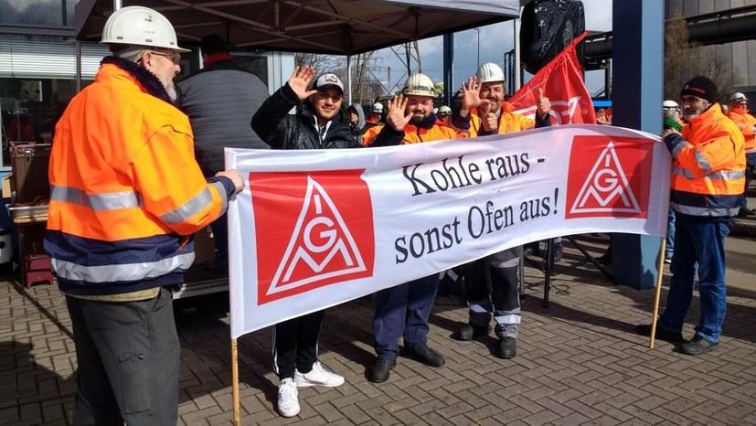 Verhandlungsergebnis in der Stahltarifrunde: ein fauler Kompromiss!