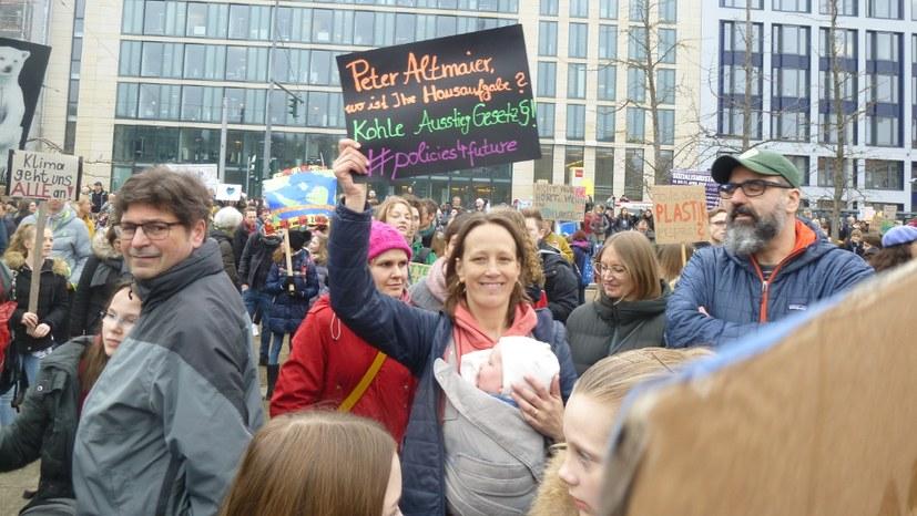 """Fridays for Future: """"Wir schwänzen nicht, wir kämpfen"""""""