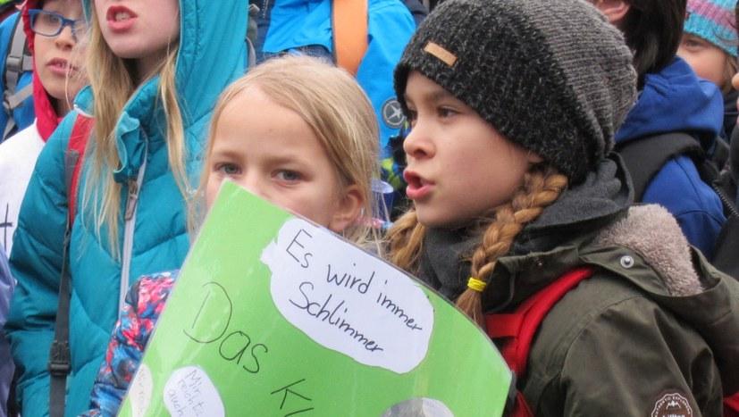 """Fridays for Future: """"Das lassen wir uns nicht gefallen"""""""