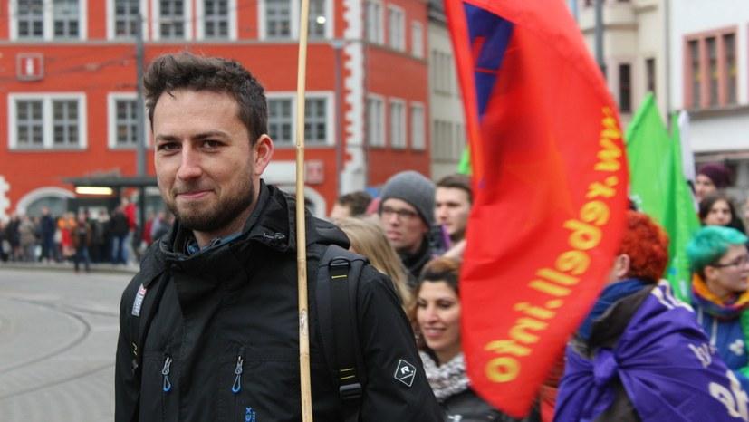 MLPD fordert Entlassung des Geraer Staatsanwalts Martin Zschächner
