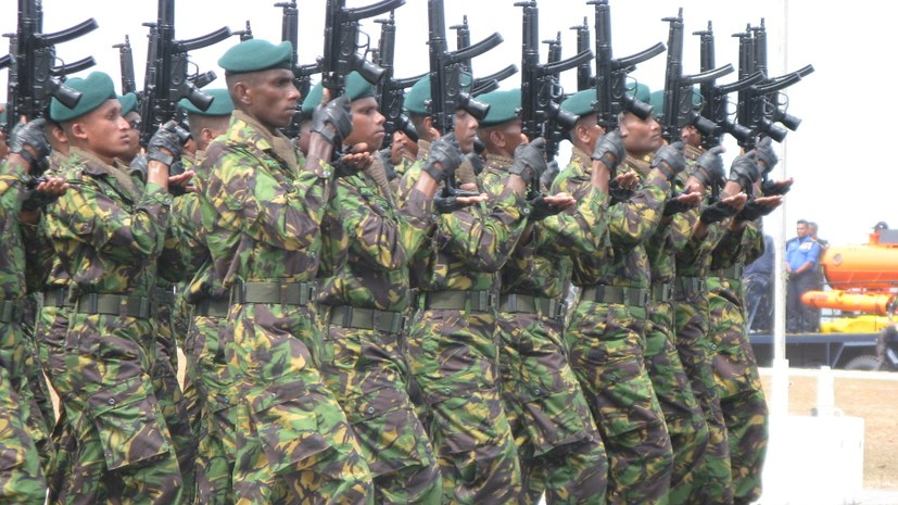 Empörung, Trauer und Wut über faschistischen Terror auf Sri Lanka