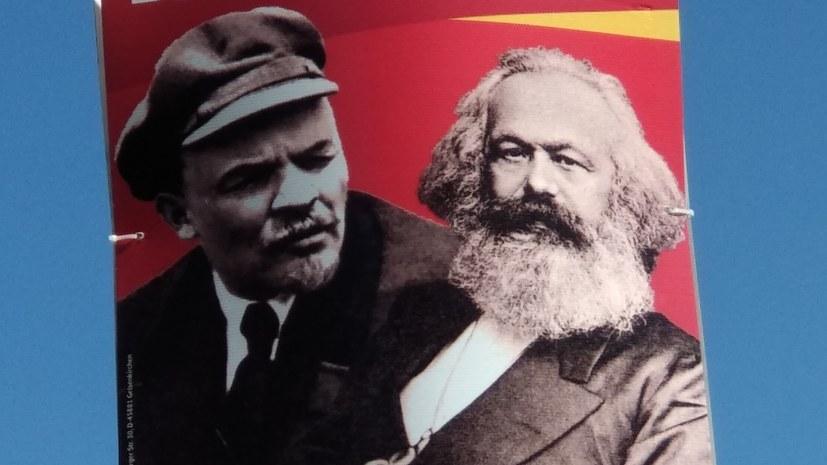 Kapitalismus-Kritik in Nordhausen