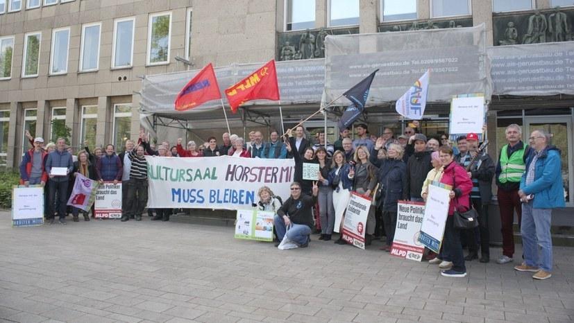 Blankes Unverständnis über Gelsenkirchener Stadtbürokratie
