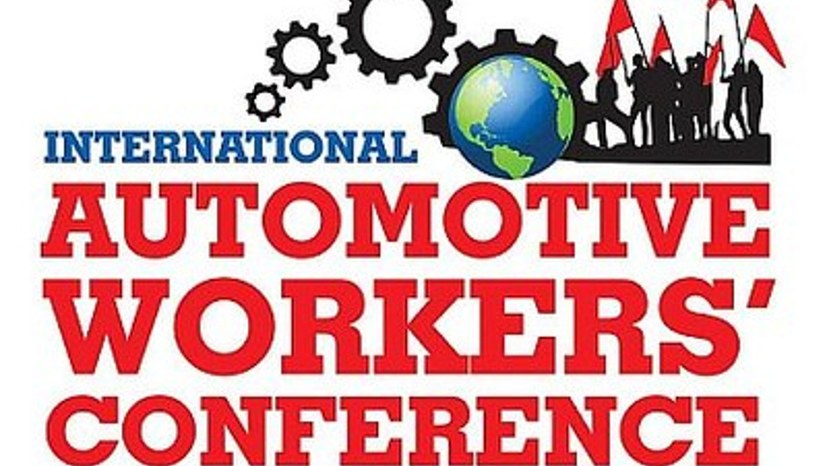 """""""Auf zur 2. Internationalen Automobilarbeiterkonferenz!"""""""