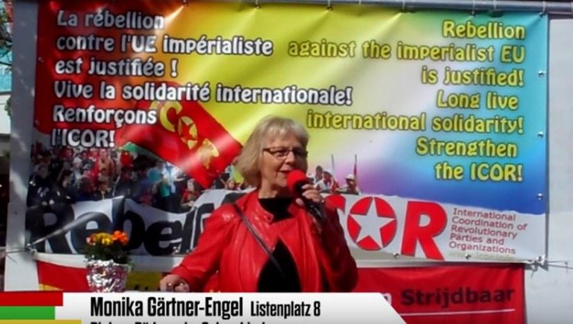Zehntausende demonstrieren gegen die Rechtsentwicklung in Europa