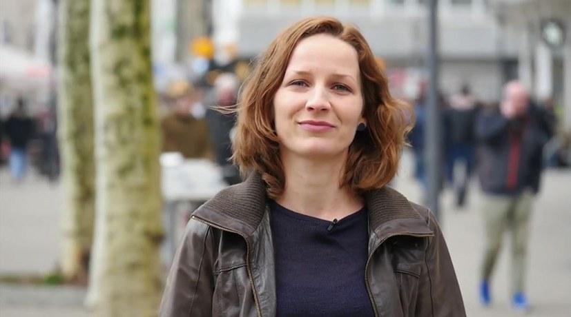 Gesprächsrunde mit Lisa Gärtner