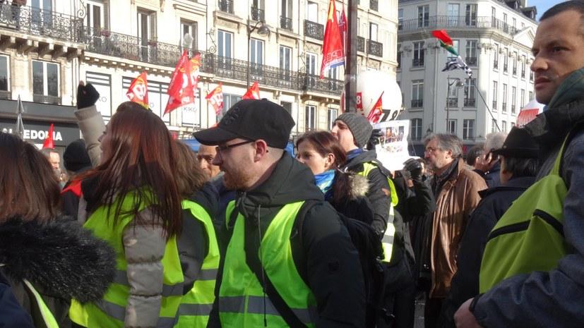 Massenkämpfe und Streiks in Europa - Wunsch nach Zusammenarbeit