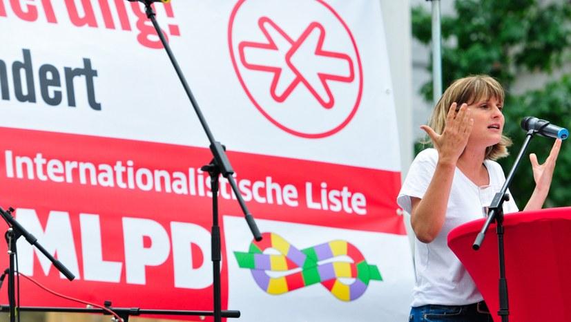 Nahles geht, GroKo wackelt - MLPD fordert Neuwahlen