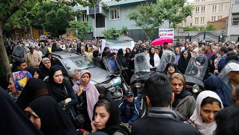Vria Aranan von der Kommunistischen Partei Iran und Komala zur aktuellen Situation
