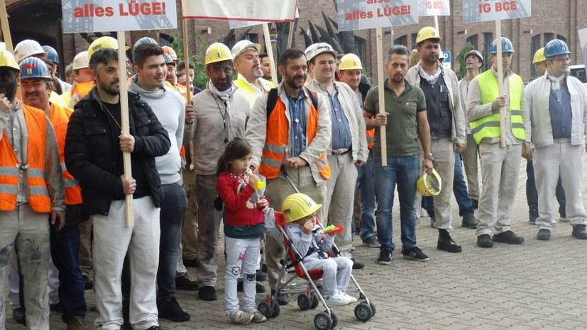 Jeder im Ruhrgebiet ist von der RAG-Politik betroffen