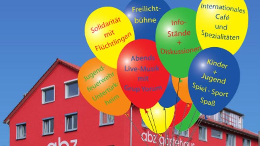 11. Neckarfest am 6. Juli in Stuttgart