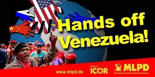 """""""Herzlichen Dank für vielfältige Aktivitäten am Venezuela-Solidaritätstag"""""""