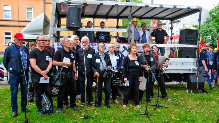 Ruhrchor erklärt Solidarität mit Grup Yorum